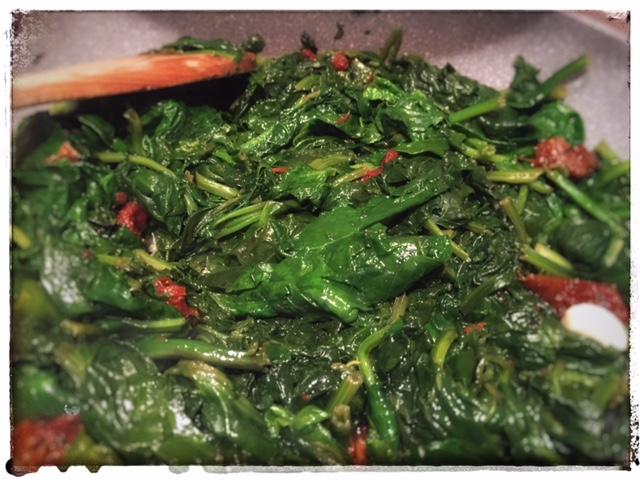 crostata salata spinaci