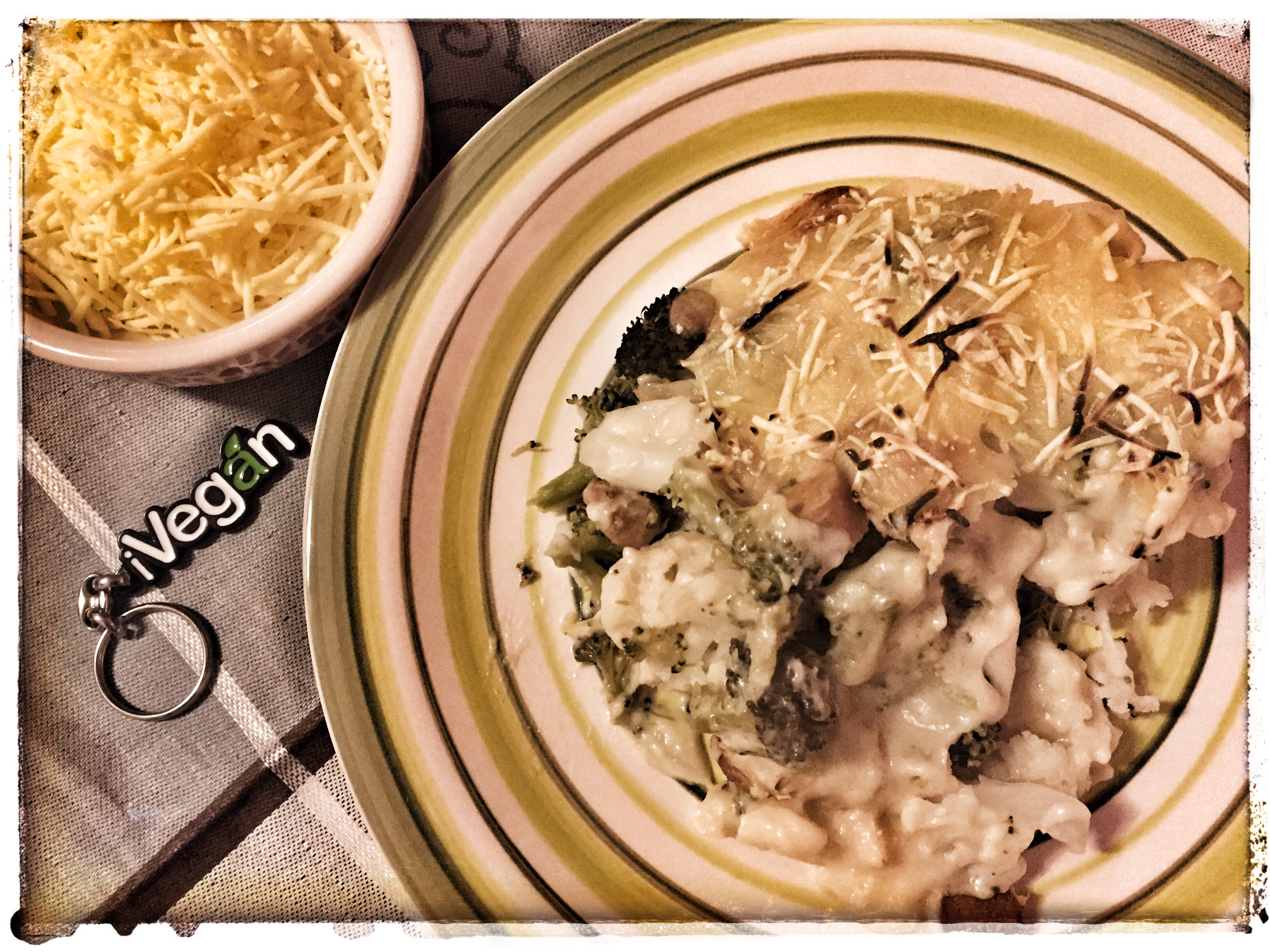cavoli e broccoli gratin